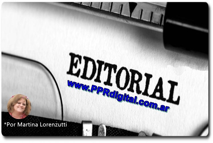 El editorial de Martina.