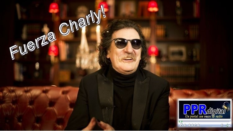 Charly García, internado